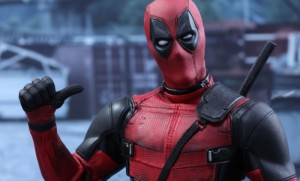 Create meme: Deadpool