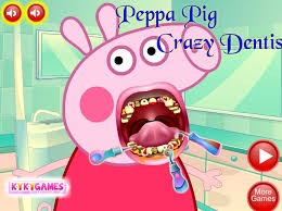 Create meme: Teeth peppa pig peppa pig memes