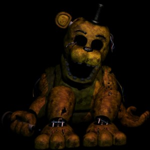 Создать мем: five nights with mr hugs, лепка золотой фредди, funtime freddy