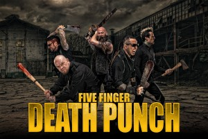 Создать мем: five finger death punch got your six, five finger death punch wrong side of heaven, ffdp