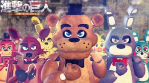 Создать мем: Five Nights At Freddys