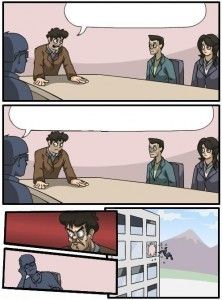 Create meme: the picture with the text, comic meeting, meeting meme template