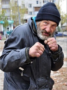 Create meme: homeless Dima, bum PNG, homeless Valera