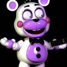 Создать мем: fnaf 6 funtime freddy, хэлпи фнаф 6, мини фантайм фредди из фнаф 6 рисунки