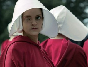 Create meme: The handmaid's tale