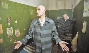 Создать мем: зек, зона тюрьма, заключенные