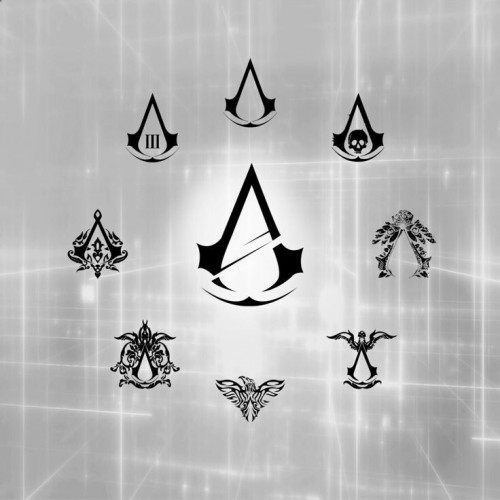 Create Meme White Brotherhood Symbol Unity Logo The Symbol Of The Order Of Assassins Pictures Meme Arsenal Com