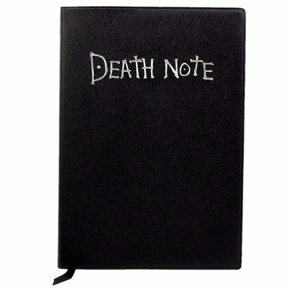 Create Meme Journal Notepad Death Note Cosplay Pictures