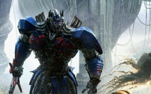 Create meme: Optimus Prime Transformers 5 The Last Knight