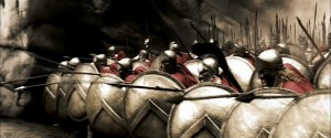 Создать мем: спартанец, 300 spartans, spartan warrior