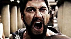 Create meme: king Leonidas , this is sparta pictures, this is sparta GIF