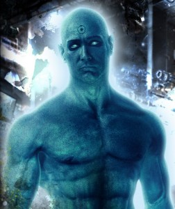 Создать мем: dr manhattan, doctor manhattan, watchmen