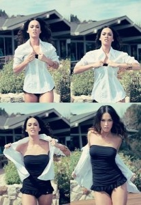 Create meme: Megan Fox