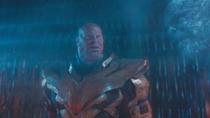 Create meme: fantastic character, Thanos says is impossible, Thanos in the Avengers movie