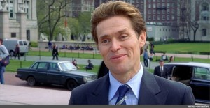 Создать мем: scientist, spider man 2002, willem dafoe
