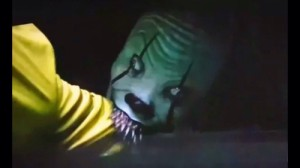 Create meme: Kus from Pennywise
