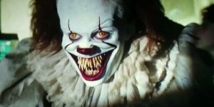 Create meme: it pennywise 2017 , pennywise the clown , horror movie
