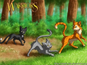 Create meme: comic cat, game world of warriors cats, warrior cats