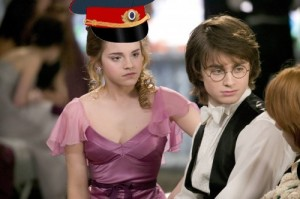 Create meme: The policeman Hermione Granger and Harry Potter 01 may 2013