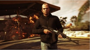 Создать мем: Trevor Philips - GTA V