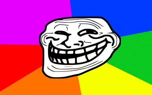 Create Meme Mug Troll Face Trollface Quest Keyboard Arrow Left Another Template