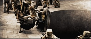 Create meme: this is sparta , Spartan , 300 Spartans