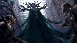 Create meme: Hela - the Asgardian goddess of death