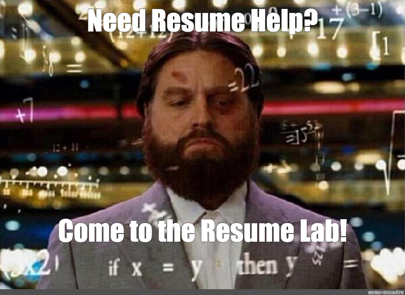 Meme Need Resume Help All Templates Meme Arsenal Com