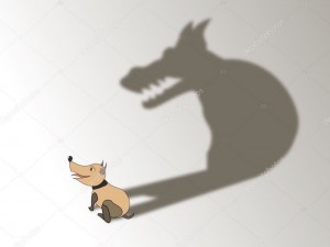 Create meme: barking dog clipart, illustration of a dog, dog