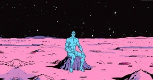 Создать мем: slovak, doctor manhattan woman, dr manhattan