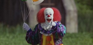Create meme: stephen king , Pennywise photo, Pennywise the dancing clown