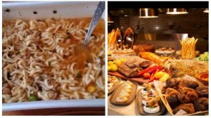 Create meme: buffet restaurant topic presentation, Royal food table, Chinese buffet