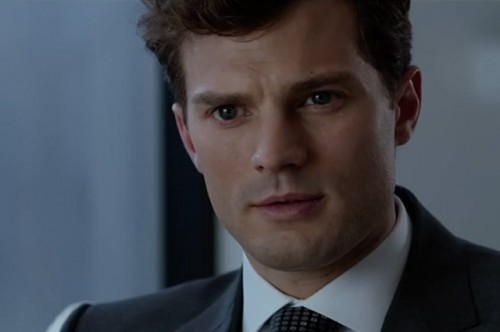 Создать мем: fifty shades of grey, christian grey, jamie dornan