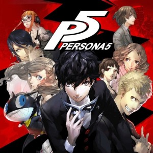Create meme: persona 5 cover, persona 5 ps 4, persona 5 what are the benefits of ultimate edition