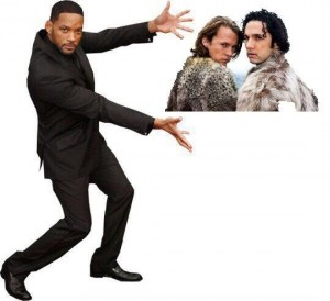 Create meme: people , will smith , harassment