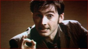 Create meme: 10th Doctor - you can Not just take