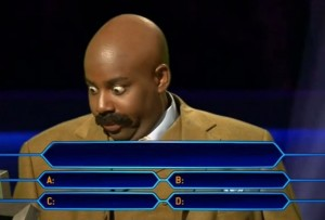 Create meme: who wants to be a millionaire , want to be a millionaire , memes