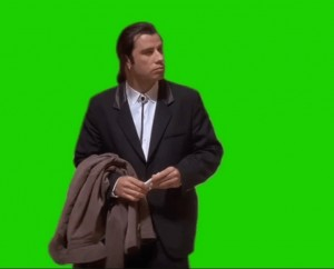 Create meme: gifs , what meme chroma, Travolta GIF