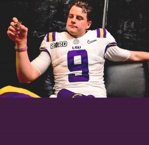Создать мем: Derek Stingley, joe, joe burrow