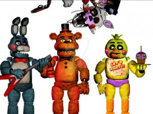 Создать мем: Фнаф  FNAF five nights at Freddys пять ночей с Фредди