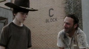 Create Meme Carl Carl Memes The Walking Dead Carl Meme