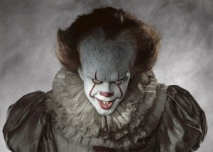 Create meme: it 2017 clown Pennywise, evil clown from the movie, pennywise the clown 2017