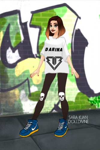 Urban Girl Dress Up