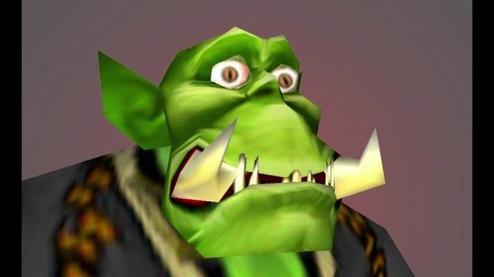 Create Meme Warcraft Iii Reign Of Chaos Orc From Warcraft Meme