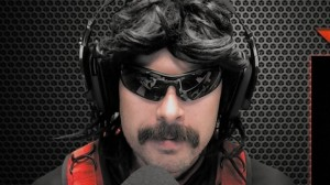 Создать мем: dr disrespect twitch, dr disrespect without glasses, стример dr disrespect