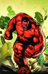 Create meme: marvel tales , marvel heroes , a comic where Hulk blows up a barrel in consequence of which Spiderman is killed