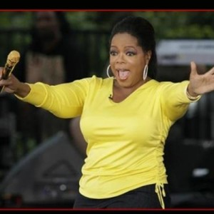 Создать мем: oprah winfrey, excited, everybody