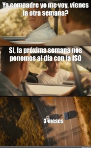 Create meme: fast and furious 7 last scene, fast and furious 7 memes without words, fast and furious 7 meme template