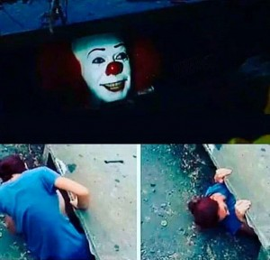 Create meme: Pennywise, meme from the movie it, memes Pennywise