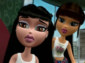 Create meme: Bratz superstar, Bratz meme, Bratz season 1